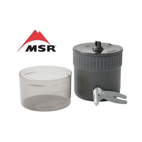 MSR 雙人硬鋁炊具組1.2L Trail Mini Duo Cook Set
